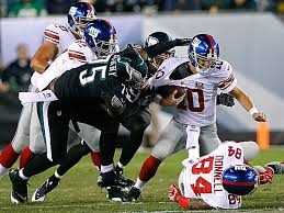 Eagles-Giants