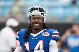 Buffalo rookie wide receiver Sammy Watkins