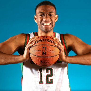 How many games will the Bucks win this year with rookie Jabari Parker?
