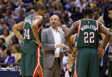 Can Jason Kidd and the Bucks continue their historic season?