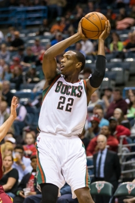 "At 6'&"" and 215 pounds, is the Bucks Khris Middleton the ""average"" NBA player?"