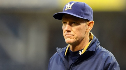 Roenicke lasts only 25 games as Brewers manager in 2015