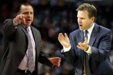 Tom Thibodeau, Scott Brooks